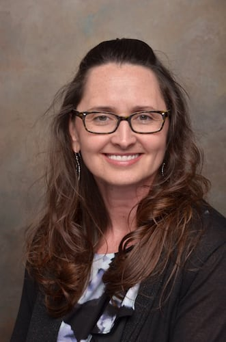 Angie Ruth, Director of Finance and Administration