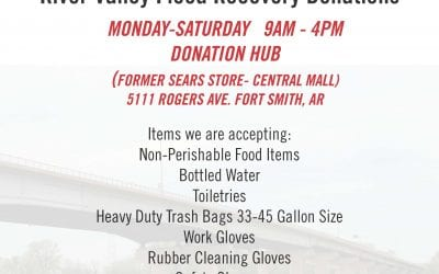 Flood Recovery Donations Needed