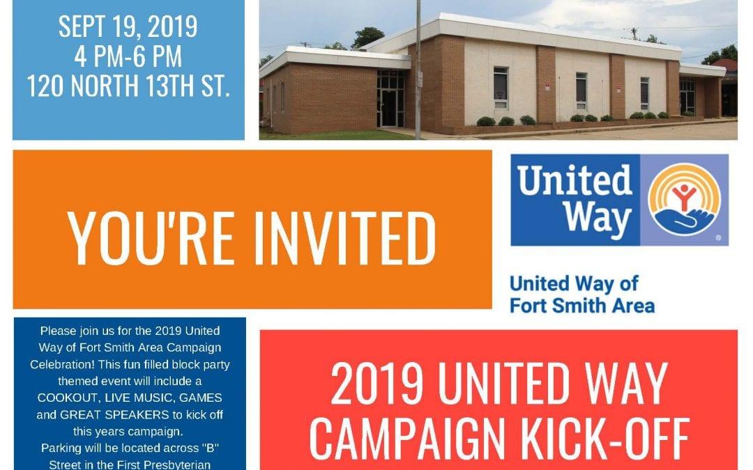 2019 Campaign Kick-Off