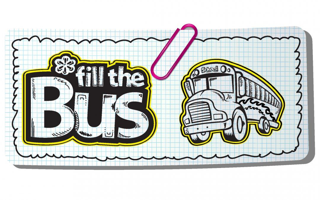 Fill the Bus Goes Virtual