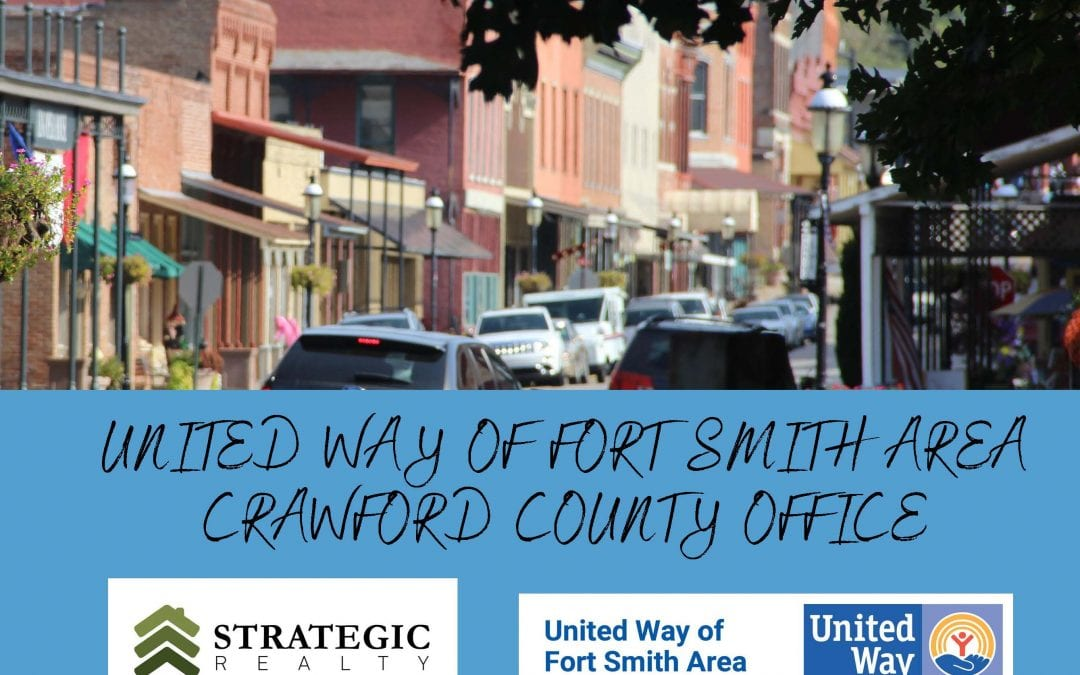 Groundbreaking – United Way Office Crawford County