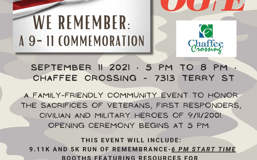 We Remember: A 9/11 Commemoration